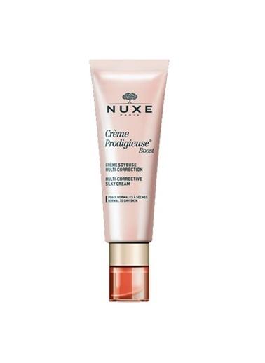 Nuxe NUXE Creme Prodigieuse Boost Multi-Correction Silky Cream 40 ml - Kuru ve Normal Ciltler Renksiz